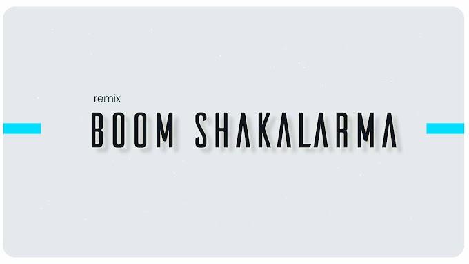 Boom Shakalarma Trap Ringtone