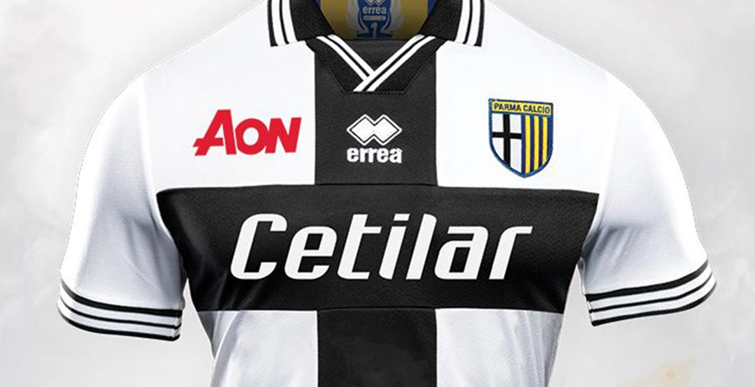 sale retailer 85a69 8a733 Parma 18-19 Home Kit Released + Away & Third Kits - Footy ...