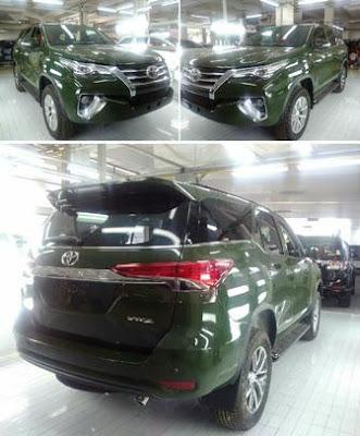 Toyota Fortuner Promo Lebaran