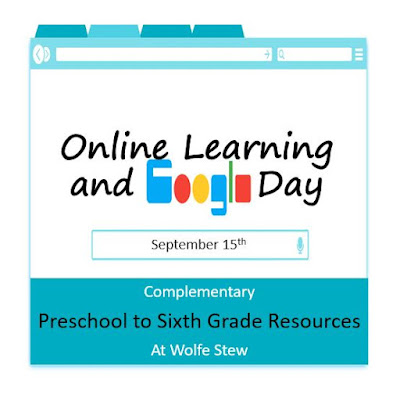 Related preschool to sixth grade learning activities