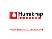Lowongan Kerja Sukoharjo Maret 2021 di CV Humitrap Indonesia