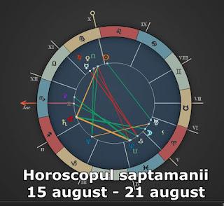 Horoscop saptamana 15 - 21 august 2016