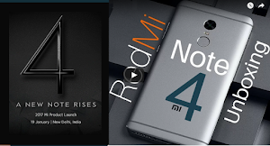 Redmi Note 4 Specifications | Unboxing Video and Price Details