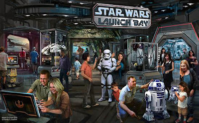 Star Wars Land Hollywood Studios