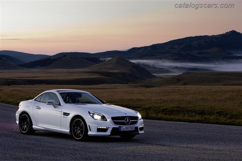 صور سيارة مرسيدس بنز SLK55 AMG 2014 - اجمل خلفيات صور عربية مرسيدس بنز SLK55 AMG 2014 - Mercedes-Benz SLK55 AMG Photos Mercedes-Benz_SLK55_AMG_2012_800x600_wallpaper_05.jpg