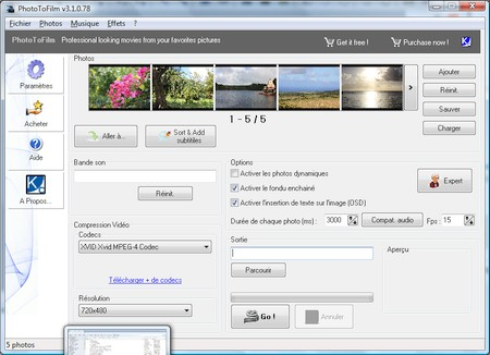 Download Photo To Film 3.4.0.86 Portable
