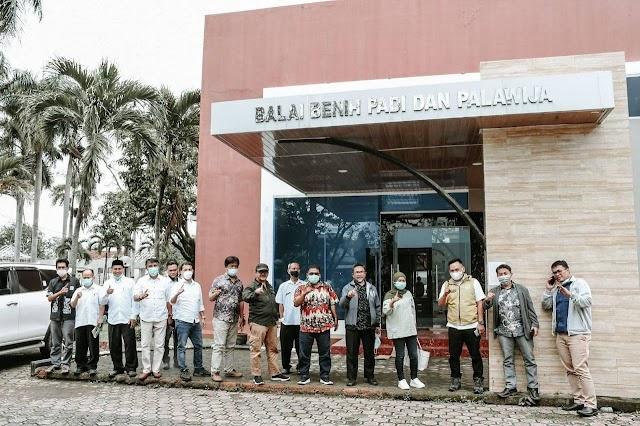 Komisi I DPRD Jabar Tinjau Aset di Kabupaten Cianjur