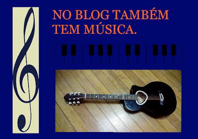 A imagem mostra o violão um dos instrumentos do chorinho brasileiro.