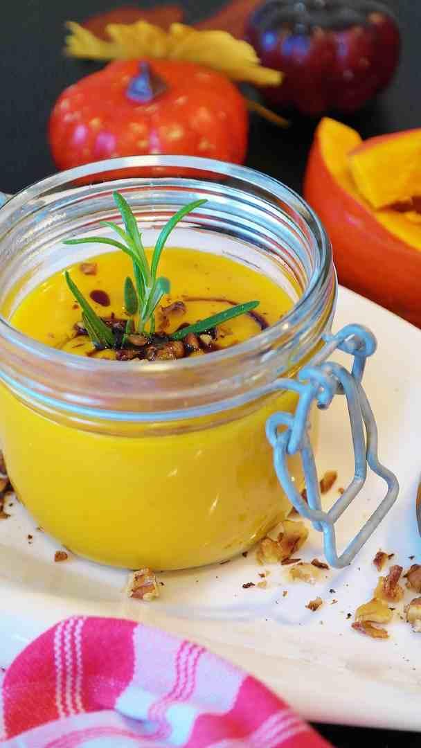 best pumpkin soup with coconut milk recipe