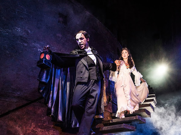 Coming to Detroit: THE PHANTOM OF THE OPERA