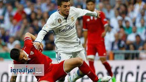 نتيجة مباراة ريال مدريد وإشبيلية 4 / 1 اليوم الأحد 14-5-2017 فى الدوري الإسباني