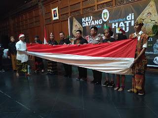 Semangat Persatuan di tengah Kebhinekaan dalam Acara Kulanuwun Solo