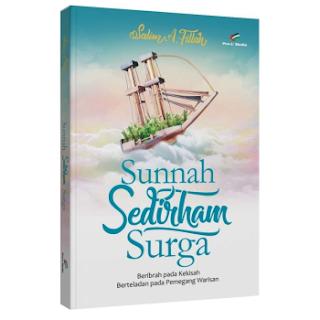 Buku Sunnah Sedirham Surga - Salim A.Fillah