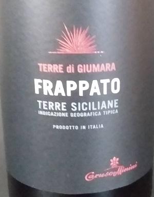 Notre vin de la semaine est ce très bon rouge de Sicile !