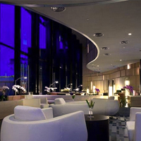Hotel dekat Bandara Singapore - Changi Airport: Crowne Plaza Changi Airport