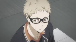 ハイキュー!! アニメ 3期5話 月島蛍   Karasuno vs Shiratorizawa   HAIKYU!! Season3