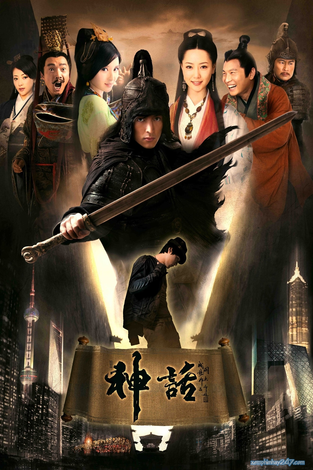http://xemphimhay247.com - Xem phim hay 247 - Thần Thoại (2010) - The Myth (2010)