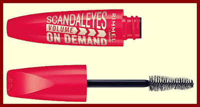 opinii recenzii Scandal'Eyes Volume On Demand mascara rimmel