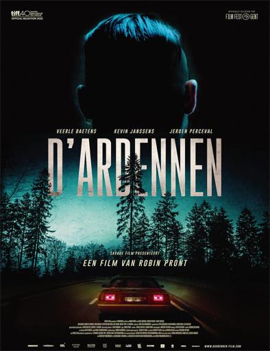 Ver The Ardennes (D'Ardennen) (2015) Online