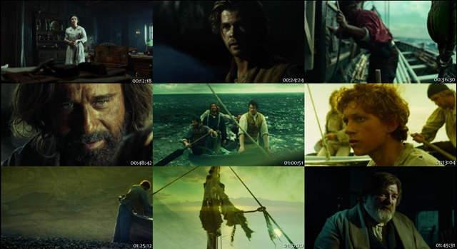 En el Corazón del Mar (2015) DVDRip Latino