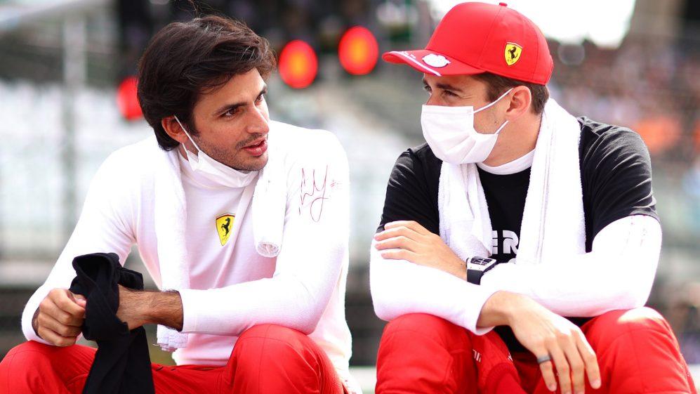 Sainz diz que o ritmo da Ferrari é comparável ao da Red Bull enquanto luta de P12 a P6 no GP da Estíria