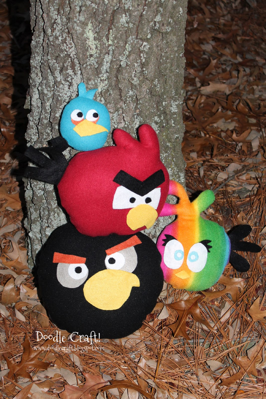Upholstery Sewing Machine >> DIY Angry Bird Plushies!