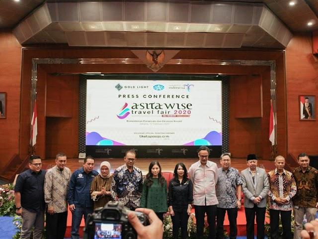 ASITA WISE Travel Fair 2020 Akan Digelar 3 hingga 5 April 2020