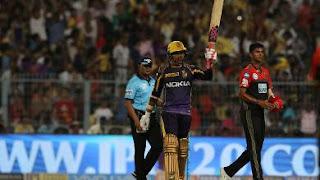 KKR vs RCB 3rd Match IPL 2018 Highlights