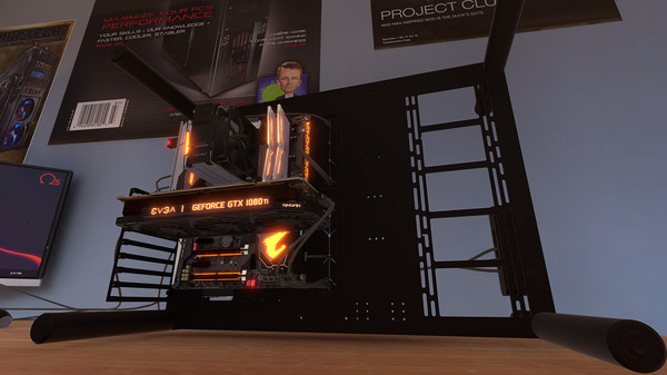 PC Building Simulator Pc Game Free Download Screenshot 1