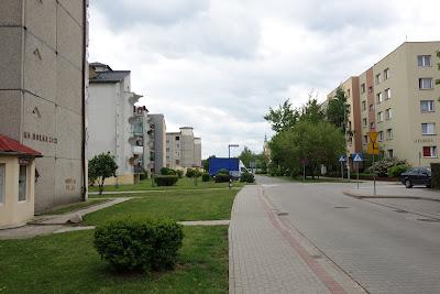 Osiedle Piastowskie - w głębi