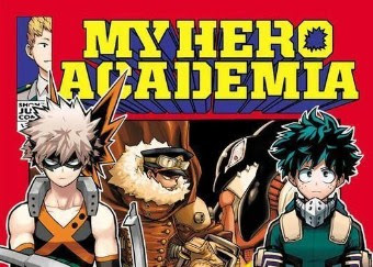 Manga My Hero Academia Chapter 293 Release Date