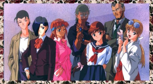 Rekomendasi Anime Yang Mirip Inuyasha - Blue Seed