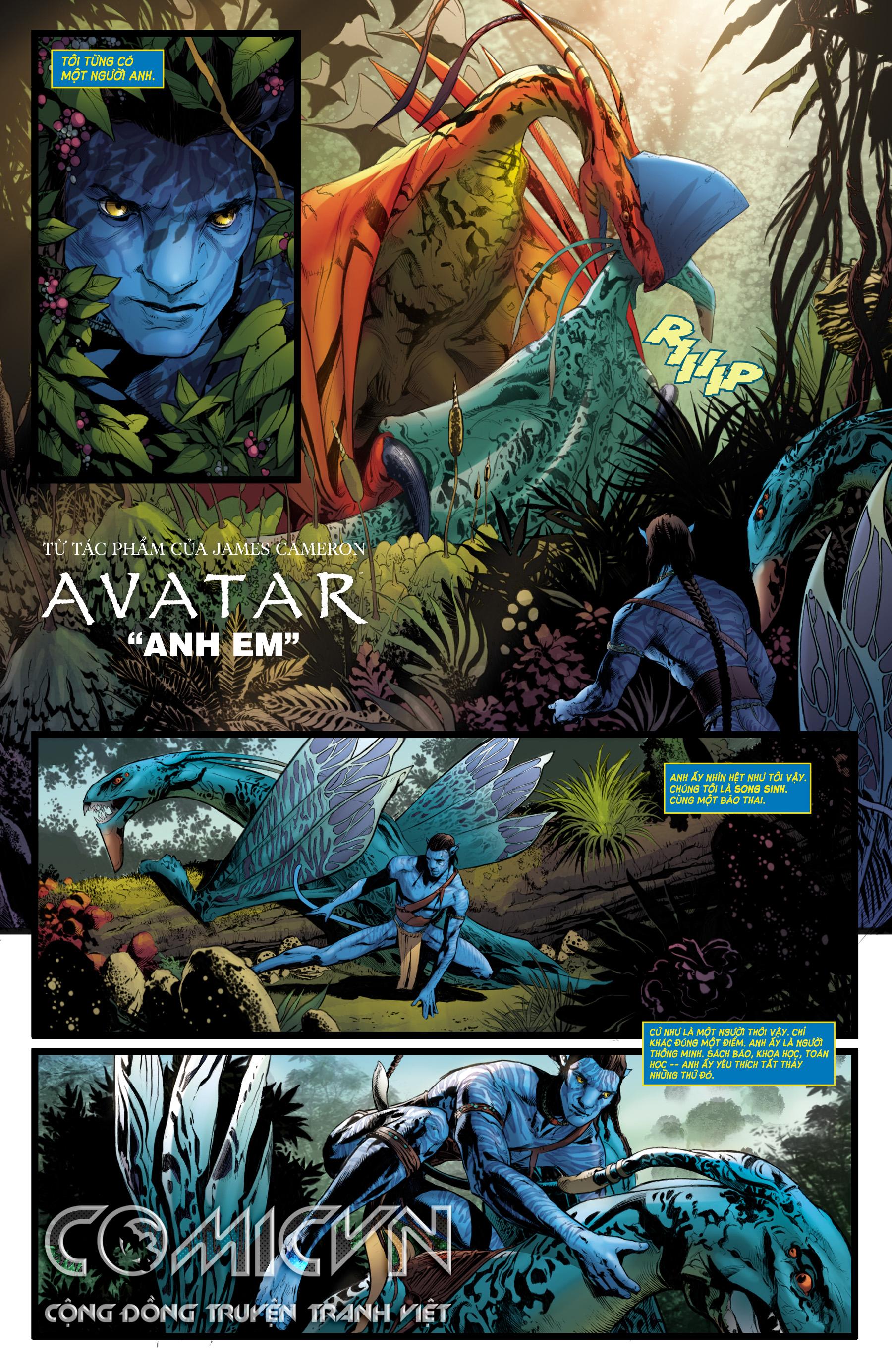 FCBD 2017 Avatar -