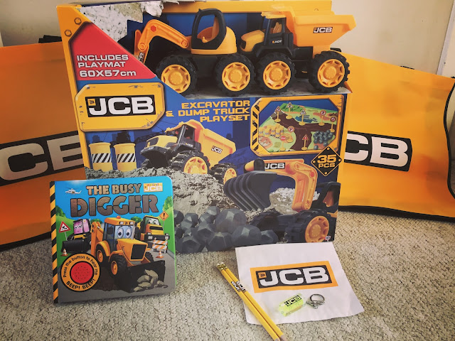 JCB Kids Goodie Bag