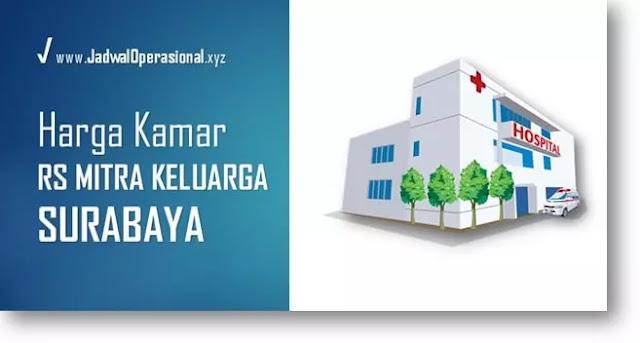 Tarif Kamar RS Mitra Keluarga Surabaya