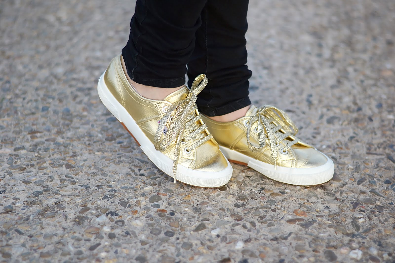 Superga, gold, metallic, zalando, goud