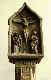 Grupa Ukrzyżowania, kapliczka Dompniga w kościele pw. św. Marii Magdaleny we Wrocławiu