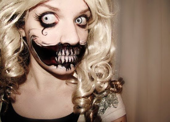 halloween makeup mouth - photo #27