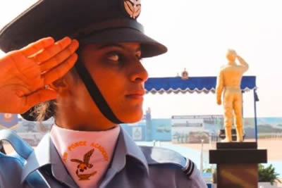 lieutenant shivangi