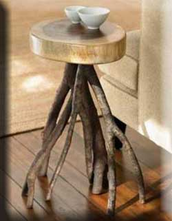 Share Good Stuffs 40 Nature Inspired Furniture Designs