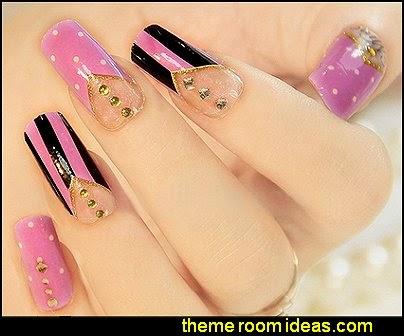 nail sticker 3d nail sticker