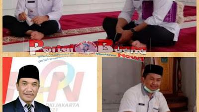 Pemkab Kerinci dan Kakamenag putuskan Shalat Idul Fitri Dilaksanakan di Lapangan Desa Lubuk Nagodang