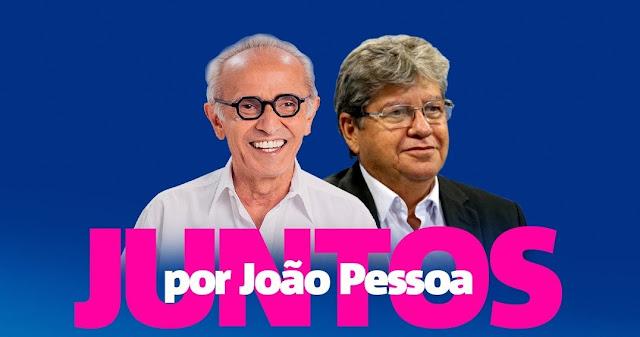 AO VIVO: João Azevêdo anuncia apoio do Cidadania à pré-candidatura de Cícero Lucena em João Pessoa