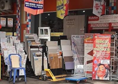 toko bangunan murah lengkap di Sleman, Jogja