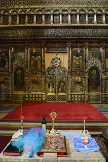 Botezul Pruncului Eduard Andrei Bondar, Catedrala Mitropolitana Cluj-Napoca