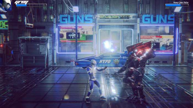 Gray An Alien Dream is an action and arcade game developed by 2PIXLES Games for the PC platform.
