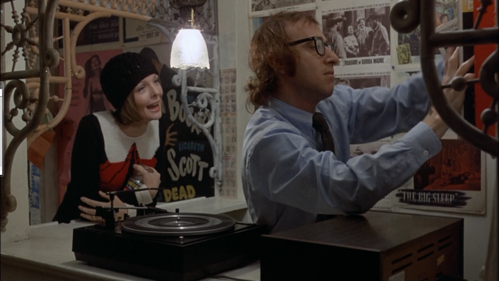 Fripps filmrevyer: Play It Again, Sam (1972)