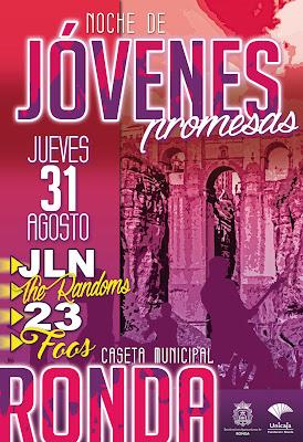 Ronda - Feria de Pedro Romero 2017 - Cartel Jóvenes Promesas