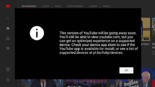 Youtube Segera Hapus Fitur YouTube LeanBack, Ini Alasannya