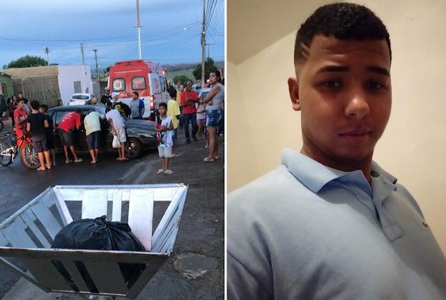 Anápolis: Jovem com arma de fogo tira sua própria vida